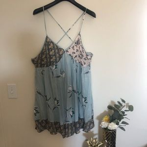 Free People Size LG Slip Dress
